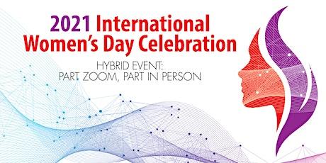 2021 International Women's Day Celebration tickets