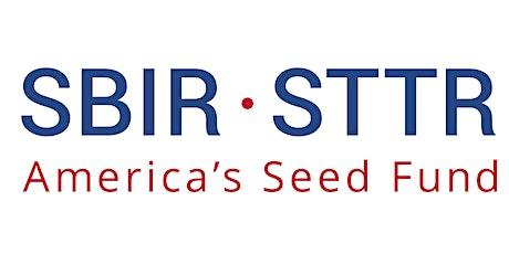 NCI SBIR/STTR Workshop tickets