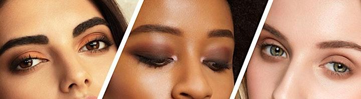 Amazing Eyes - Online Live workshop image