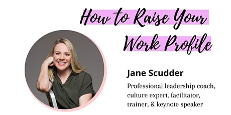 How to Raise Your Work Profile tickets