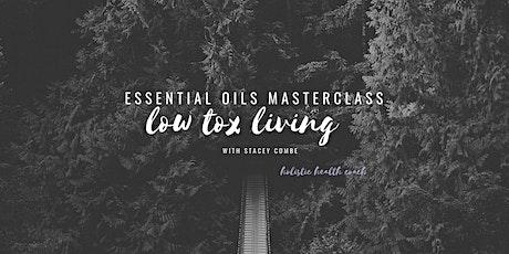 Essential Oil Workshop tickets