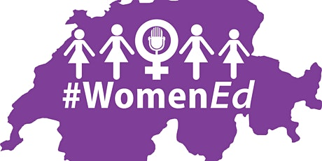 #WomenEd:Celebrating International Women's Day! Relaunch the Swiss Network tickets