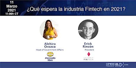 ¿Qué espera la industria Fintech en 2021? boletos