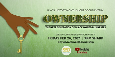 Ownership Film Premiere Virtual Watch Party tickets
