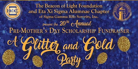 A Glitter and Gold Party tickets