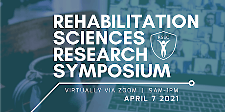 Rehabilitation Sciences Research Symposium 2021 tickets