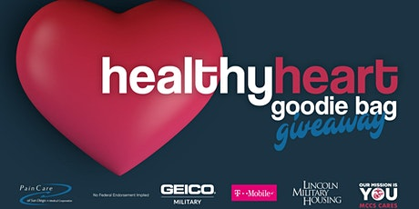Healthy Heart Goodie Bags tickets