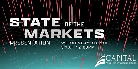 2021 State of the Markets tickets