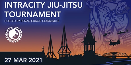 2021 Clarksville Intracity Jiu-Jistu Tournament tickets