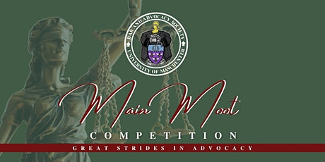 FINALS: Main Moot Competition 2021 tickets
