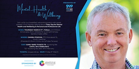 Networking Breakfast with Chris Mackey tickets