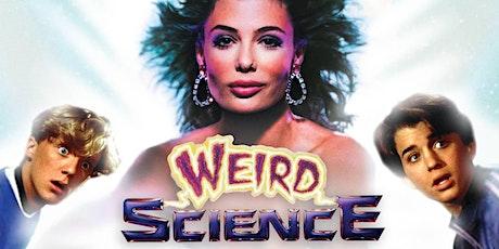 Weird Science  (Upland Champagne Velvet Movie Series) tickets