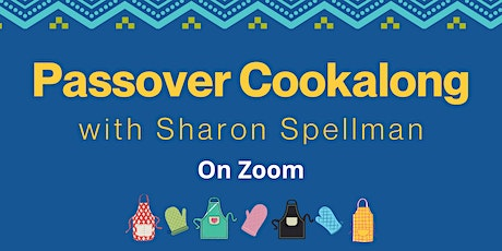 Passover Cookalong tickets