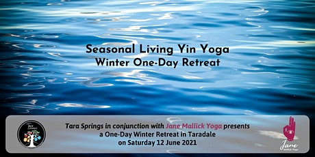 Seasonal Living Yin Yoga Winter: One-Day Retreat tickets