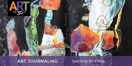 Art Journaling - March Workshop tickets