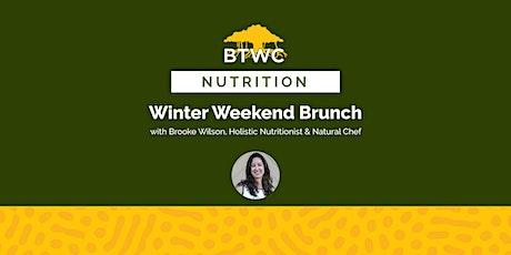 Winter Weekend Brunch Cook-Along tickets