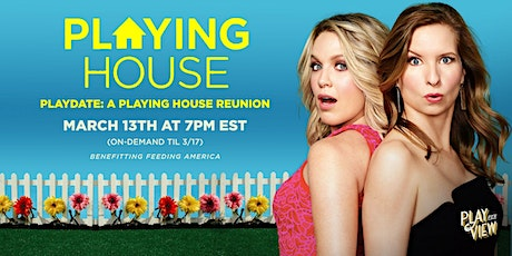 Playdate: A Playing House Reunion tickets