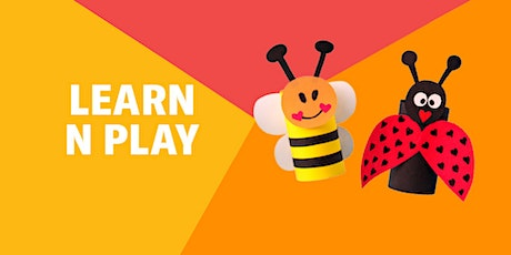Learn N Play with The Kreative Fairies tickets