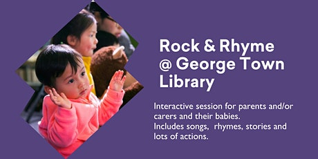 Rock & Rhyme @ George Town Library tickets