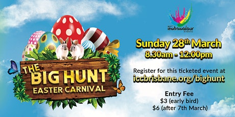 The Big Hunt Easter Carnival 2021 tickets