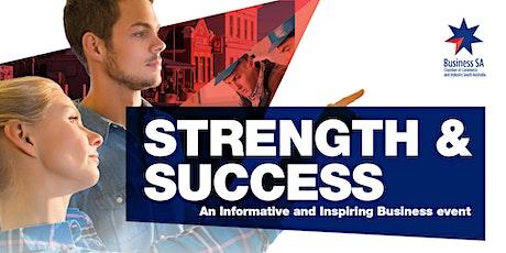 Strength and Success Seminar | Eyre Peninsula & West Coast tickets