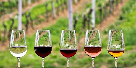 Class with a Glass: Wine Tasting tickets