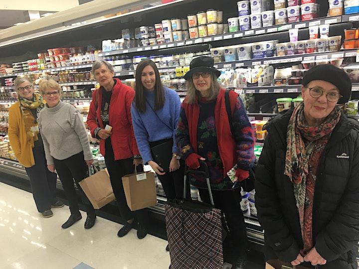 Nourishing Supermarket Tour image