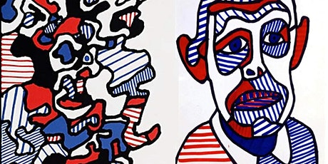 CONTINUOUS LINE PORTRAITS (drawing) for 5-8 year olds tickets
