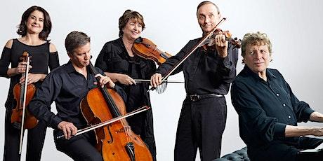 2021 Concert: Goldner String Quartet with Piers Lane tickets