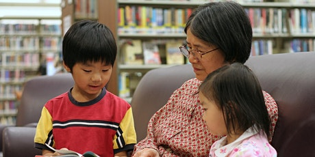 Chinese Storytime - English and Mandarin - Balwyn Library tickets