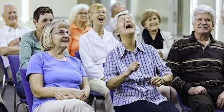 Healthy Ageing Seminar Series tickets
