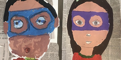 SELF PORTRAITS (drawing) for 9-14 year olds tickets