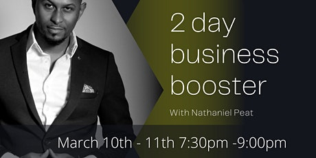 The Idea Into a Reality Business & Trading 2 Day Bootcamp tickets