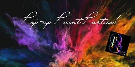 POP-UP PAINT PARTIES: The Ladies Night Edition tickets