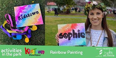 Rainbow Painting tickets