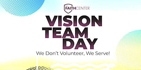 TFC Vision Team Day tickets