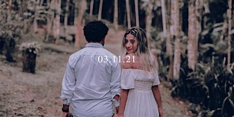 Casamento de Vitor & Jhemili ingressos