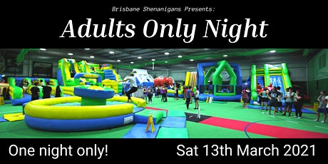 Adults Only Inflatable World tickets