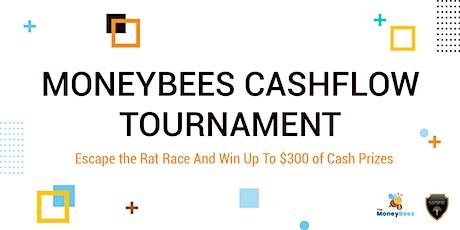 MoneyBees Cashflow Tournament tickets