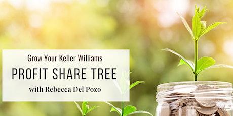 Grow Your Keller Williams Profit Share Tree tickets
