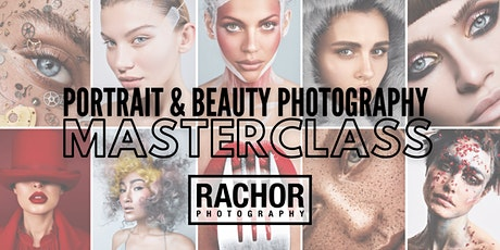 Masterclass: Portrait & Beauty Photography  with Felix Rachor tickets