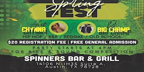 Spring Bike Fest tickets
