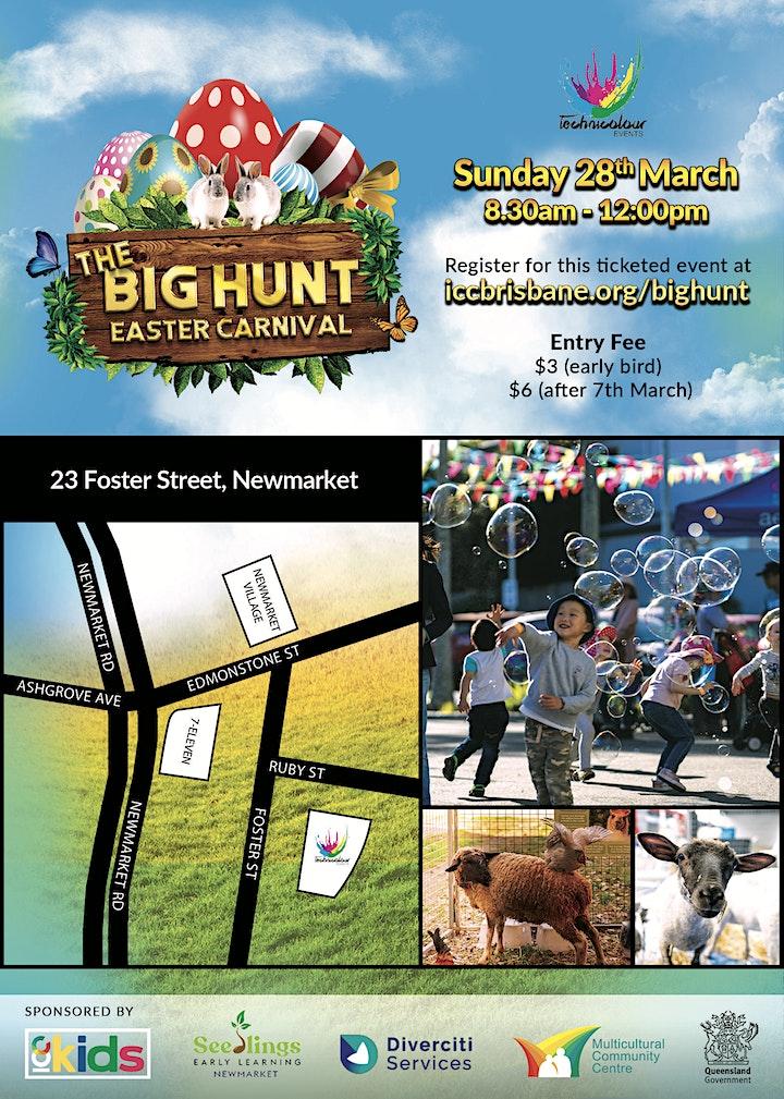 The Big Hunt Easter Carnival 2021 image