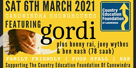 Country Education Foundation of Canowindra fundrai tickets