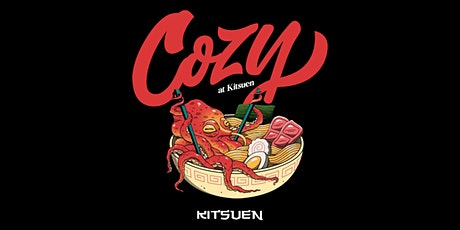 COZY BRUNCH: Every Sunday at Kitsuen Bar: A Cool & Calm Brunch Experience tickets