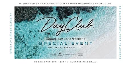 DayClub - Port Melbourne Yacht Club tickets