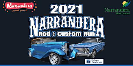 Narrandera Rod Run - Show n Shine tickets