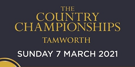 The Newhaven Park 2021 Country Championships Tamworth tickets