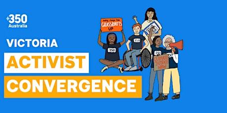 350 Activist Convergence - VIC tickets