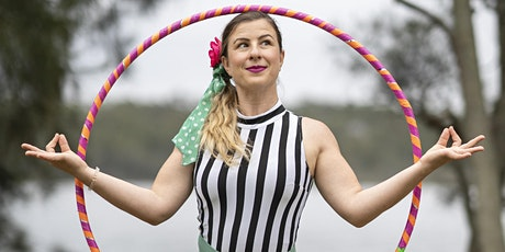 CIRCUS ALL-SORTS WORKSHOP WITH EMMA (circus performance) for 5-10 year olds tickets